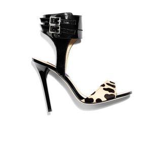 Jimmy Choo & H&M Leopard print Stiletto heel